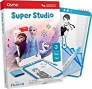 Osmo - Super Studio Disney Frozen 2 Game - Ages 5-11 - Learn To Draw Elsa, Anna, Olaf & More Favorites & Watch Them Come to L