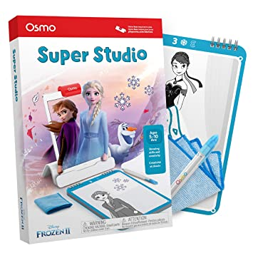 Amazon.es: Osmo Essence Super Studio Disney Frozen 2 Juego ...
