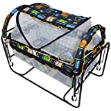 BAYBEE Cocoon Swing Cradle Dark Blue