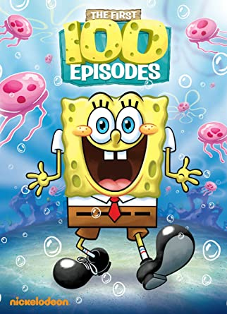 Amazon com: SpongeBob SquarePants: The First 100 Episodes: Spongebob