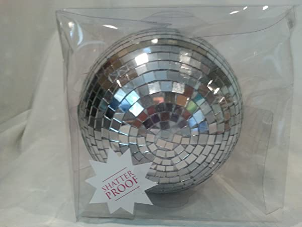 40 Inch Shatter Proof Mirror Disco Ball Decoration Amazon Classy Disco Ball Decorations Cheap