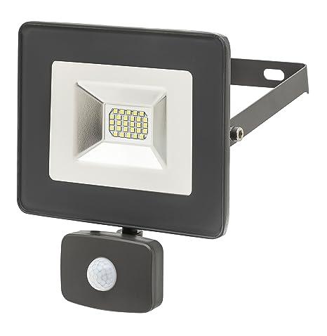 BLAUPUNKT Series Max LED Luz de Inundación 20W 6500K con Sensor PIR