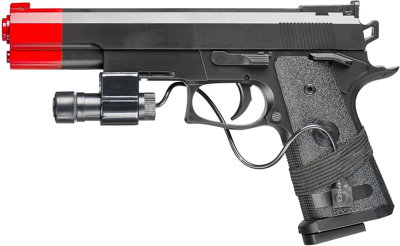 VILLA GIOCATTOLI Villa Juguetes 893 - Pistola con puntero láser: Amazon.es: Juguetes y juegos