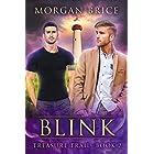 Blink: Treasure Trail - Book 2, MM Supernatural Suspense