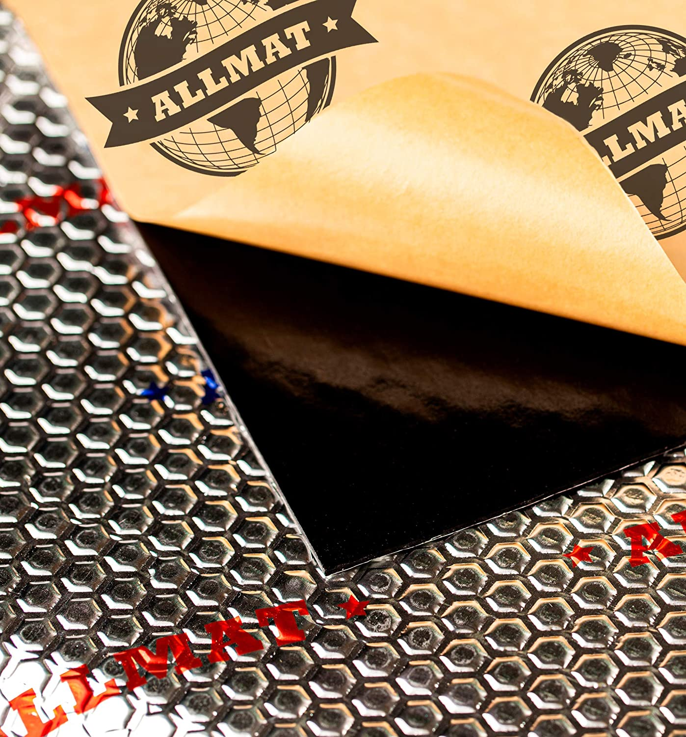 ALLMAT Car Sound Deadening Mat