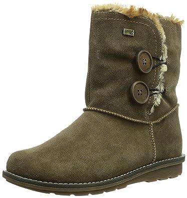 5a1e67b829309a Remonte Damen Schlupfstiefel Braun (25) 42 EU  Amazon.de  Schuhe ...