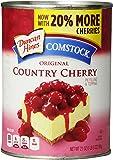 Comstock Cherry Pie Filling, 21 oz