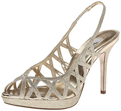 c275b31d7268bf Nina Women s Fantina YG Dress Sandal