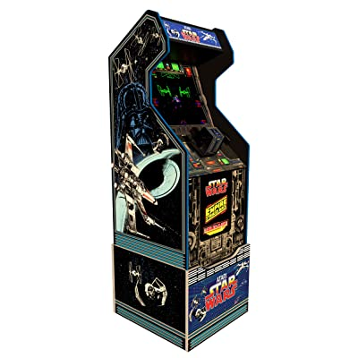 Arcade1Up Star Wars with Riser: Toys & Games