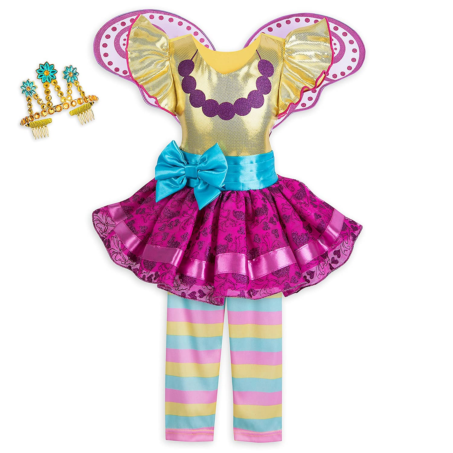 Disney Fancy Nancy Costume Set for Kids Multi