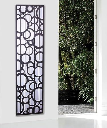 badheizkörper design athen 3, hxb: 180 x 47 cm, 1118 watt, weiß ... - Moderne Heizkorper Wohnzimmer