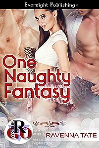 One Naughty Fantasy (Love Times Three Book 2)