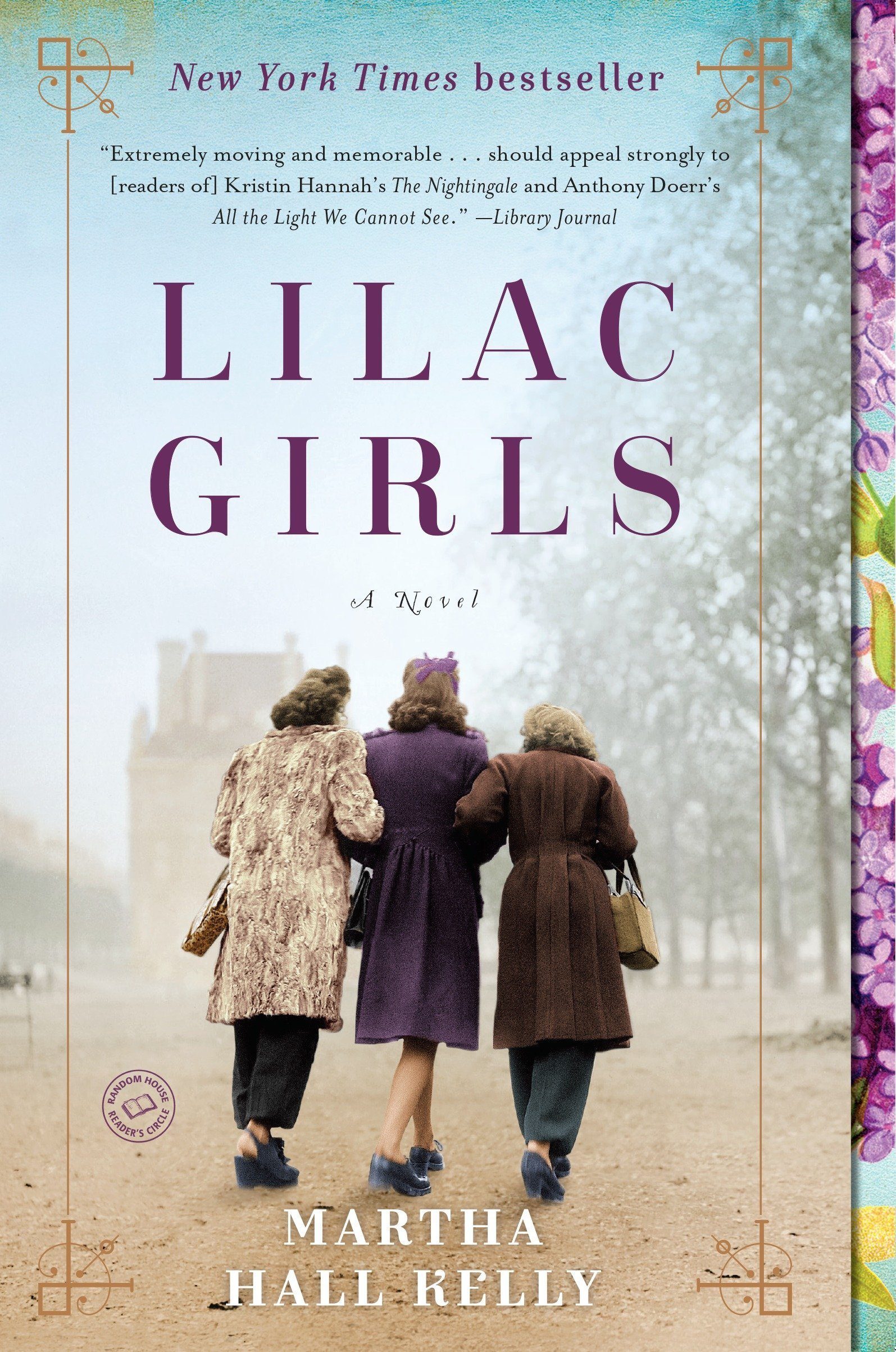 Image result for lilac girls