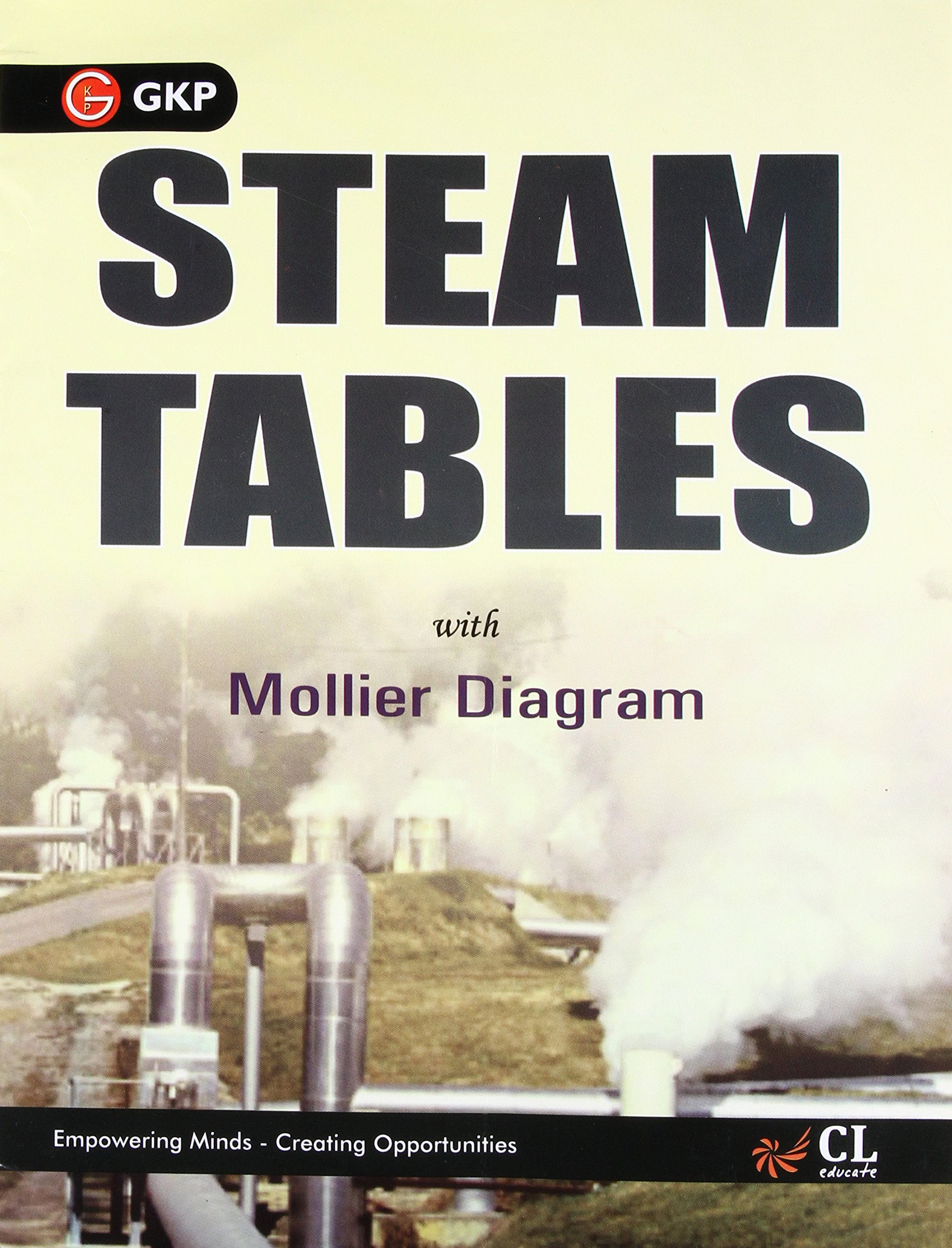 Buy Steam Tables With Mollier Diagram Book Online At Low Prices In Power Plant India Reviews Ratings