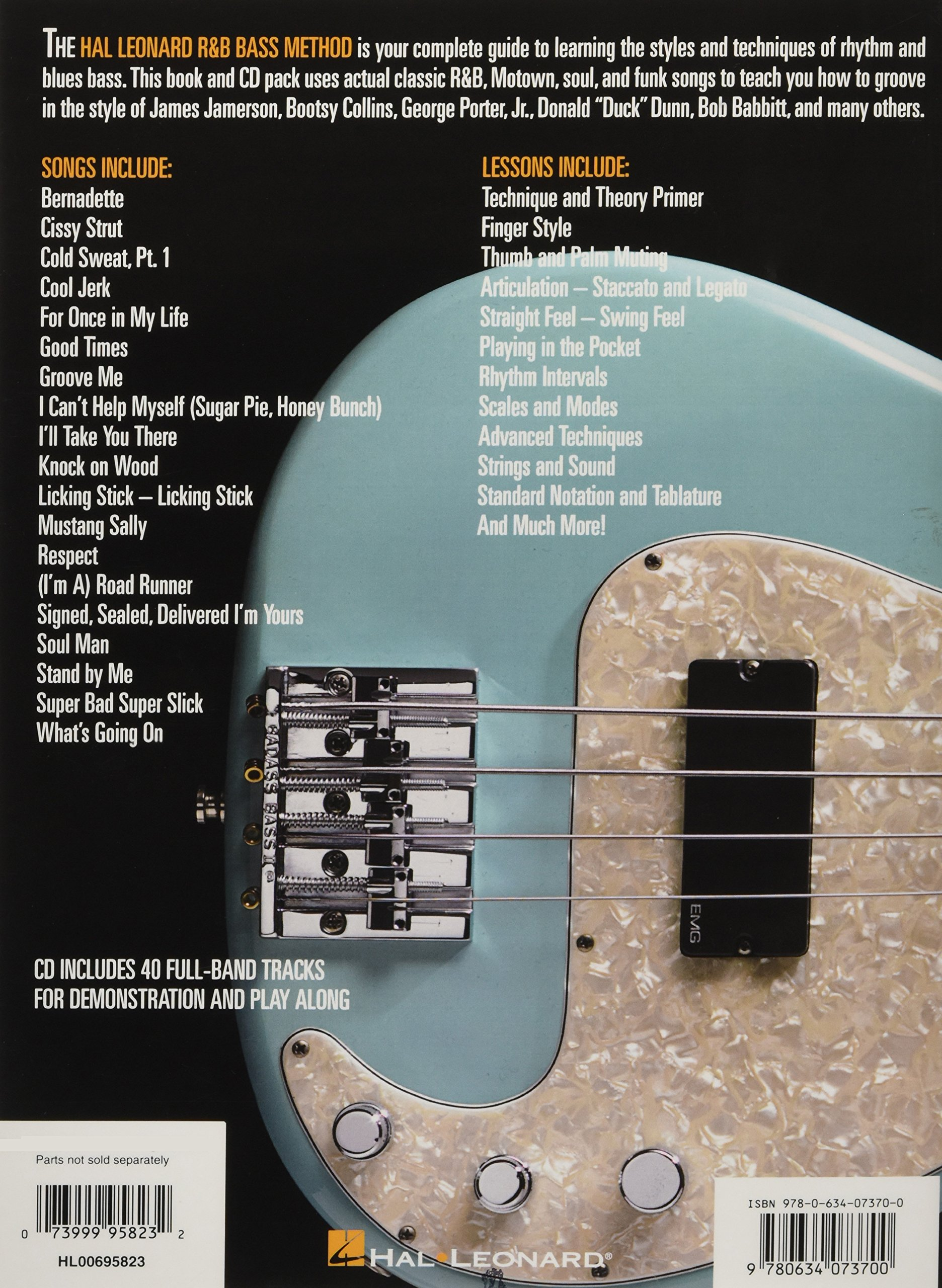 r b bass a guide to the essential styles and