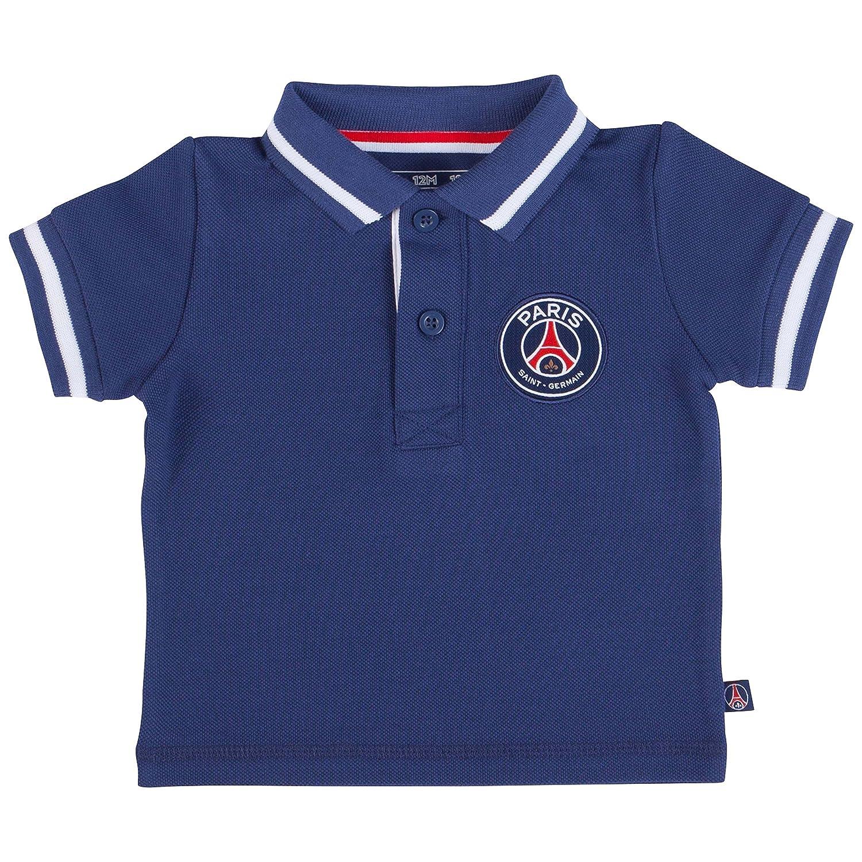 PARIS SAINT GERMAIN Polo b/éb/é gar/çon PSG Collection Officielle