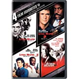 Lethal Weapon: 4 Film Favorites - Lethal Weapon 1-4 (Bilingual)