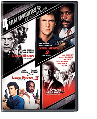 Lethal Weapon 5 Poster