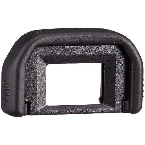 Canon 8171A001 EF Eyecup for EOS 450D/500D/550D/600D/650D/1000D and 1100D Camera- Black