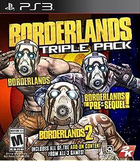 Amazon com: Borderlands - Playstation 3: Artist Not Provided