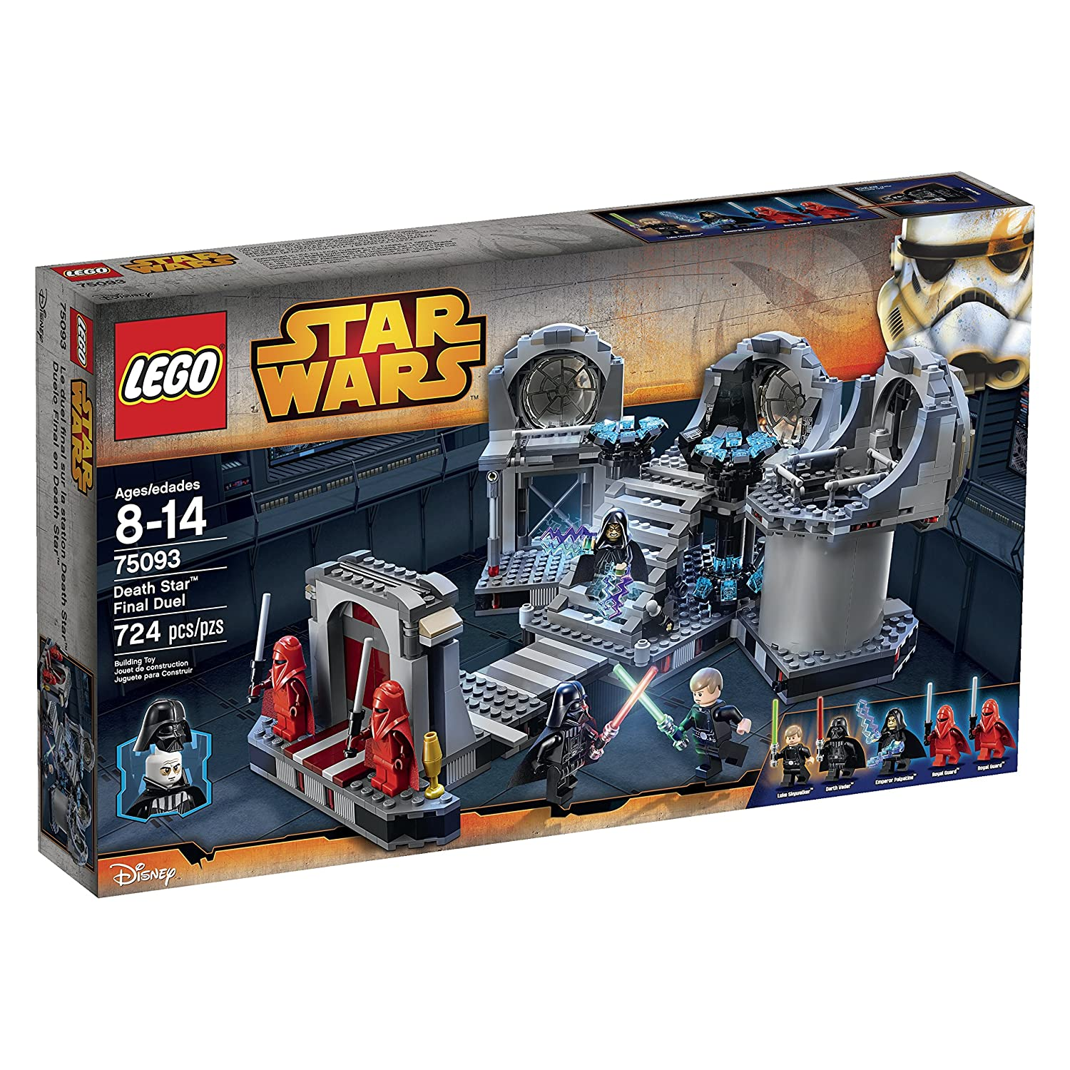 Top 5 Best LEGO Death Star Sets Reviews in 2019 3