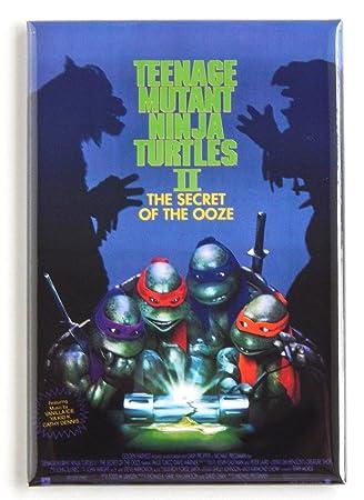 Amazon.com: Teenage Mutant Ninja Turtles 2 Movie Poster ...