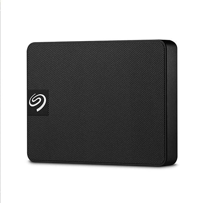 Seagate STJD500400 Expansion SSD 500 GB, Unidad de estado sólido, USB 3.0 para PC portátil y Mac