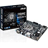 ASUS PRIME B250M-K Scheda Madre, Socket 1151 mATX, M.2, USB 3.0