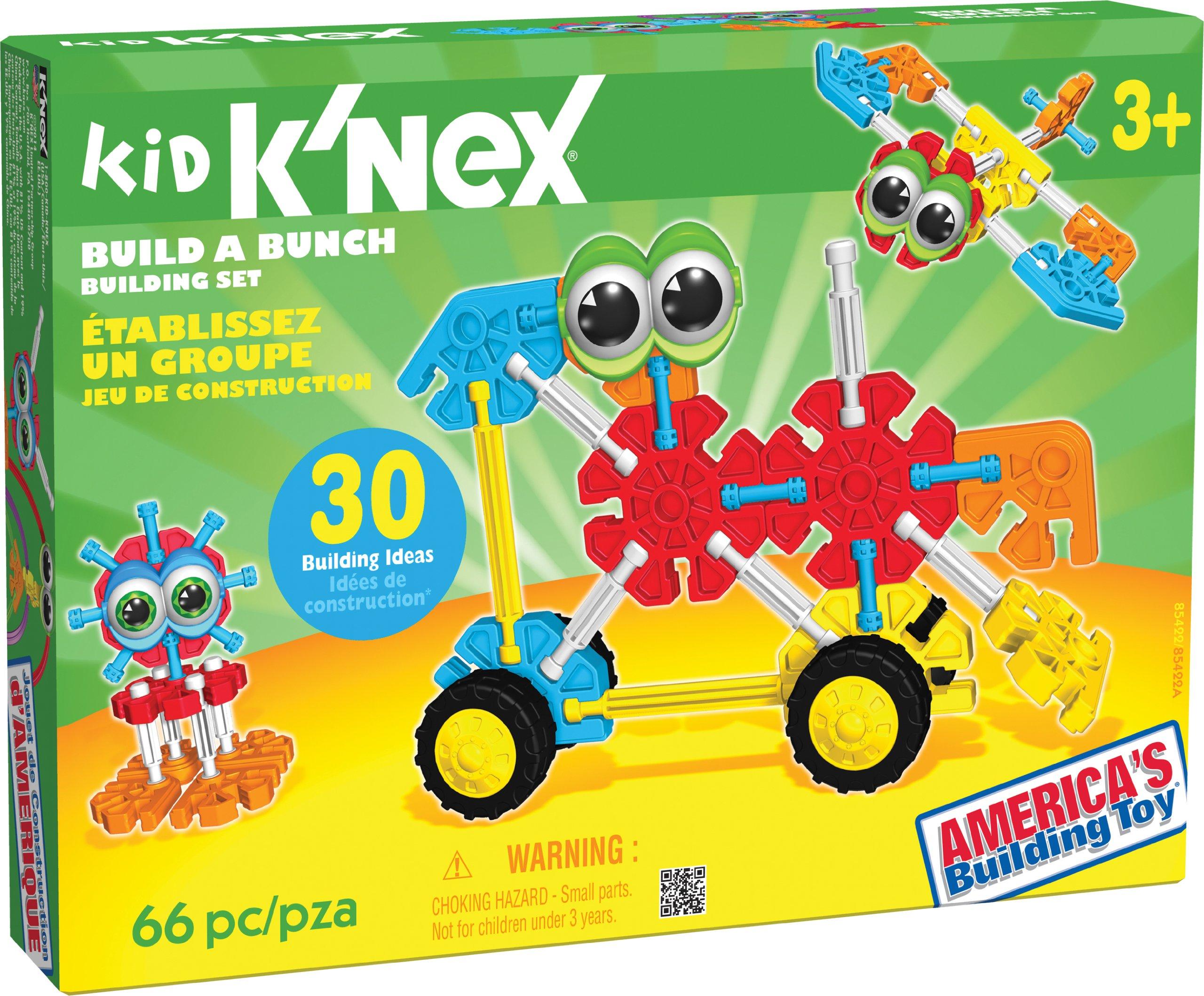 K Nex Kid Build a Bunch Building Set