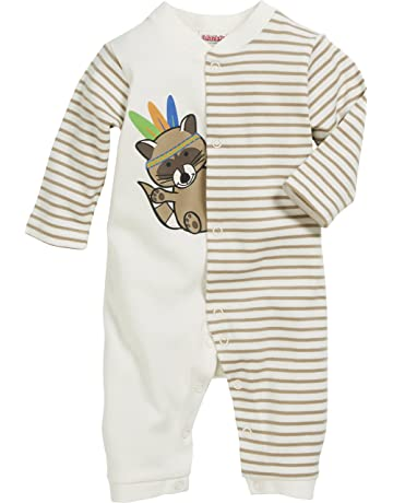 Schnizler Schlafoverall Indianer, Oeko-Tex Standard 100 - Pijama Bebé-Niños