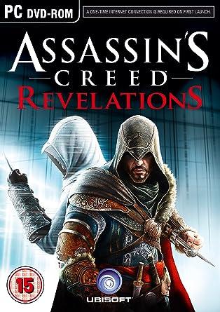 Hasil gambar untuk assassin's creed revelations pc dvd