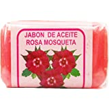 Rosehip Soap All Natural Soap sunburn skin rehydration,reducing fine facial lines Jabón de Aceite