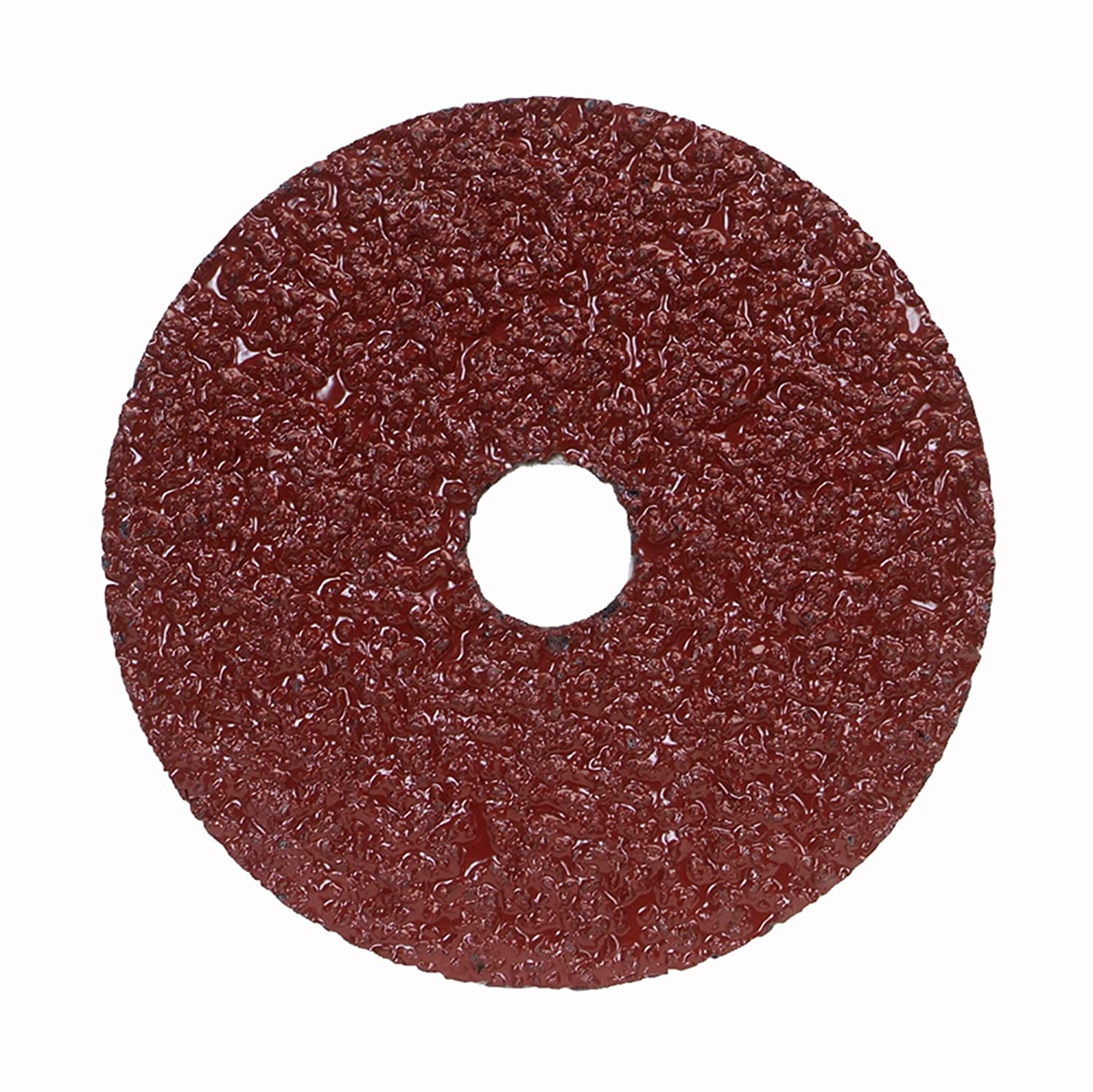 Norton Fiber Disc F240 5 X 7|8 Metal 16 Grit 05539510684