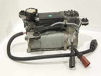 Audi A8 D3 Compresor De Aire Para Suspensión Diesel Dañado