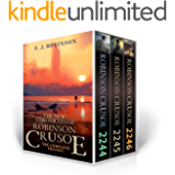 The New Chronicles of Robinson Crusoe: The Complete Trilogy