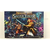 Warhammer Quest:Silver Tower Board Game