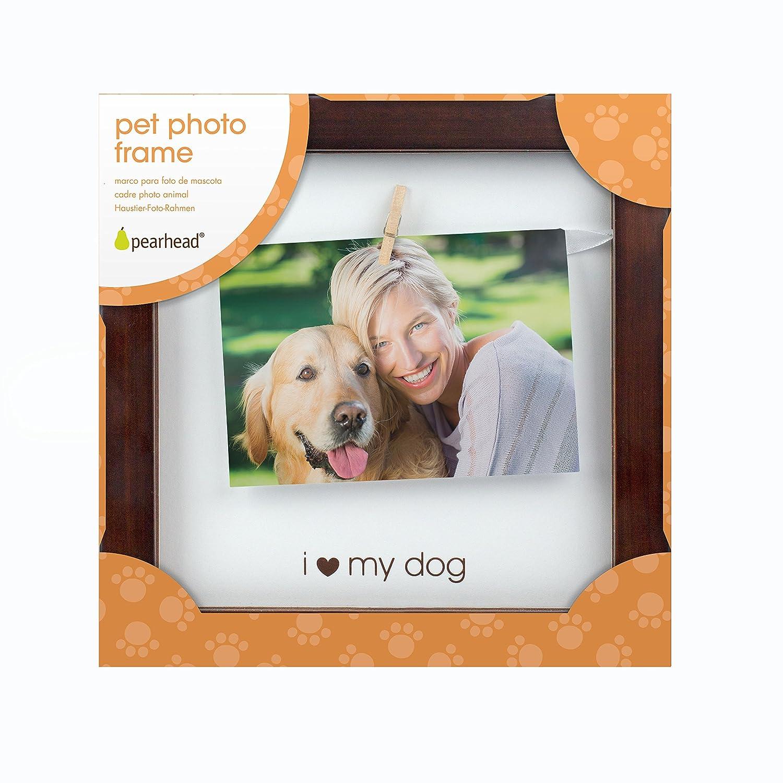 Beste I Love My Dog ??rahmen Galerie - Benutzerdefinierte ...