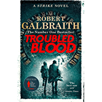 Troubled Blood: Winner of the Crime and Thriller British Book of the Year Award 2021 (Cormoran Strike 5) (English…