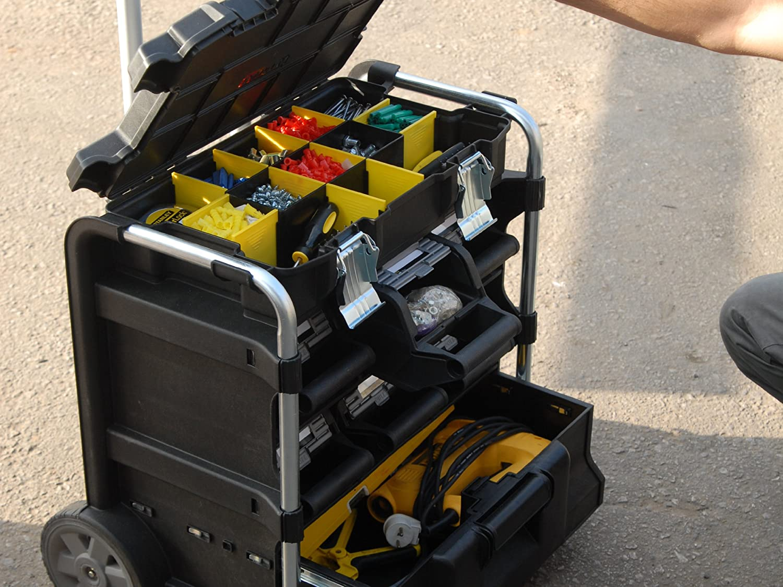 & Stanley Fatmax Lock u0026 Stock Storage Box: Amazon.co.uk: DIY u0026 Tools