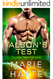 Talson's Test (Talson Temptations Book 2)