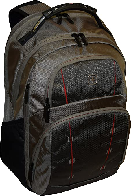 Amazon.com  Wenger SwissGear Tandem Backpack With 16