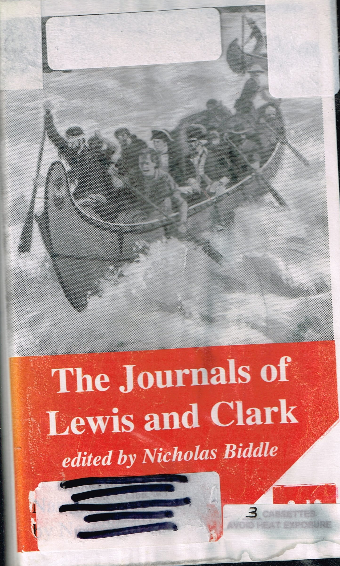 Journals of Lewis and Clark: Excerpts from the History of the Lewis and  Clark Expedition: Nicholas Biddle, Norman Dietz: 9781556906930: Amazon.com:  Books