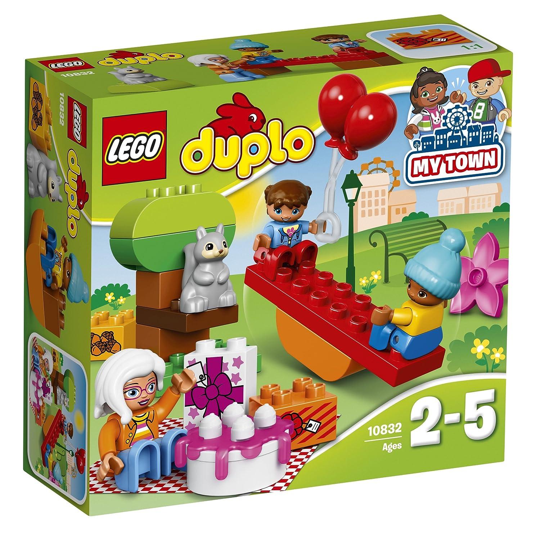 LEGO DUPLO Town - Fiesta de cumpleaños (10832)
