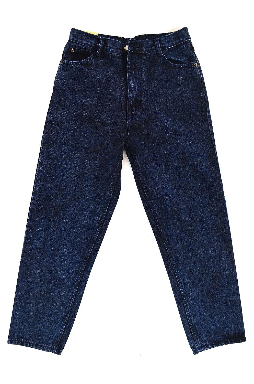 Boy basic denim jeans five pockets straight leg fit 2-18 ej-262