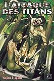 Attaque Des Titans (l') Vol.7