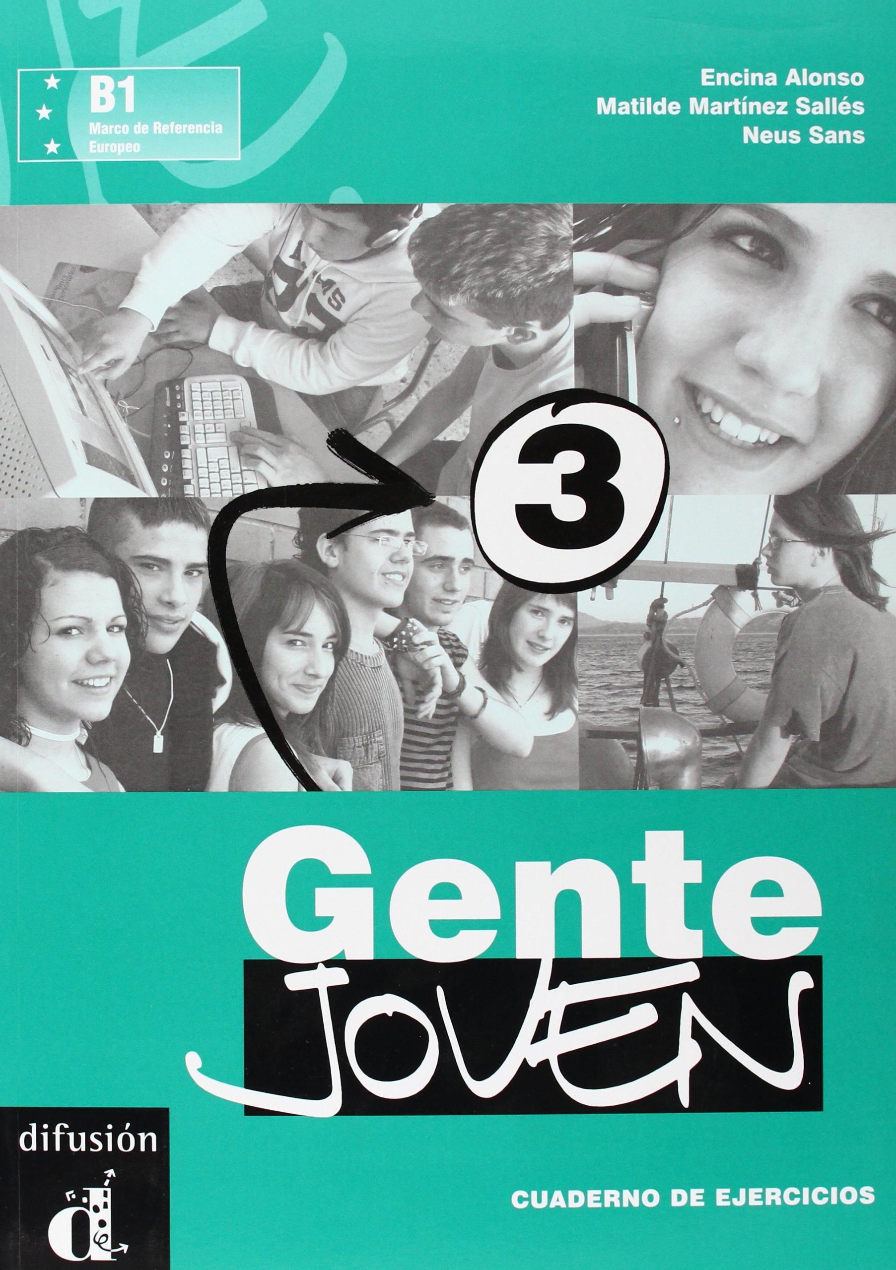 Download Gente Joven 3, Cuaderno de ejercicios (Spanish Edition) ebook