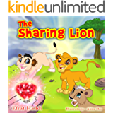 "Children's books : "" The Sharing Lion "",( Illustrated Picture Book for ages 2-8. Teaches your kid the value of sharing) (Beginner readers) (Bedtime story) ... collection) (The Smart Lion Collection)"