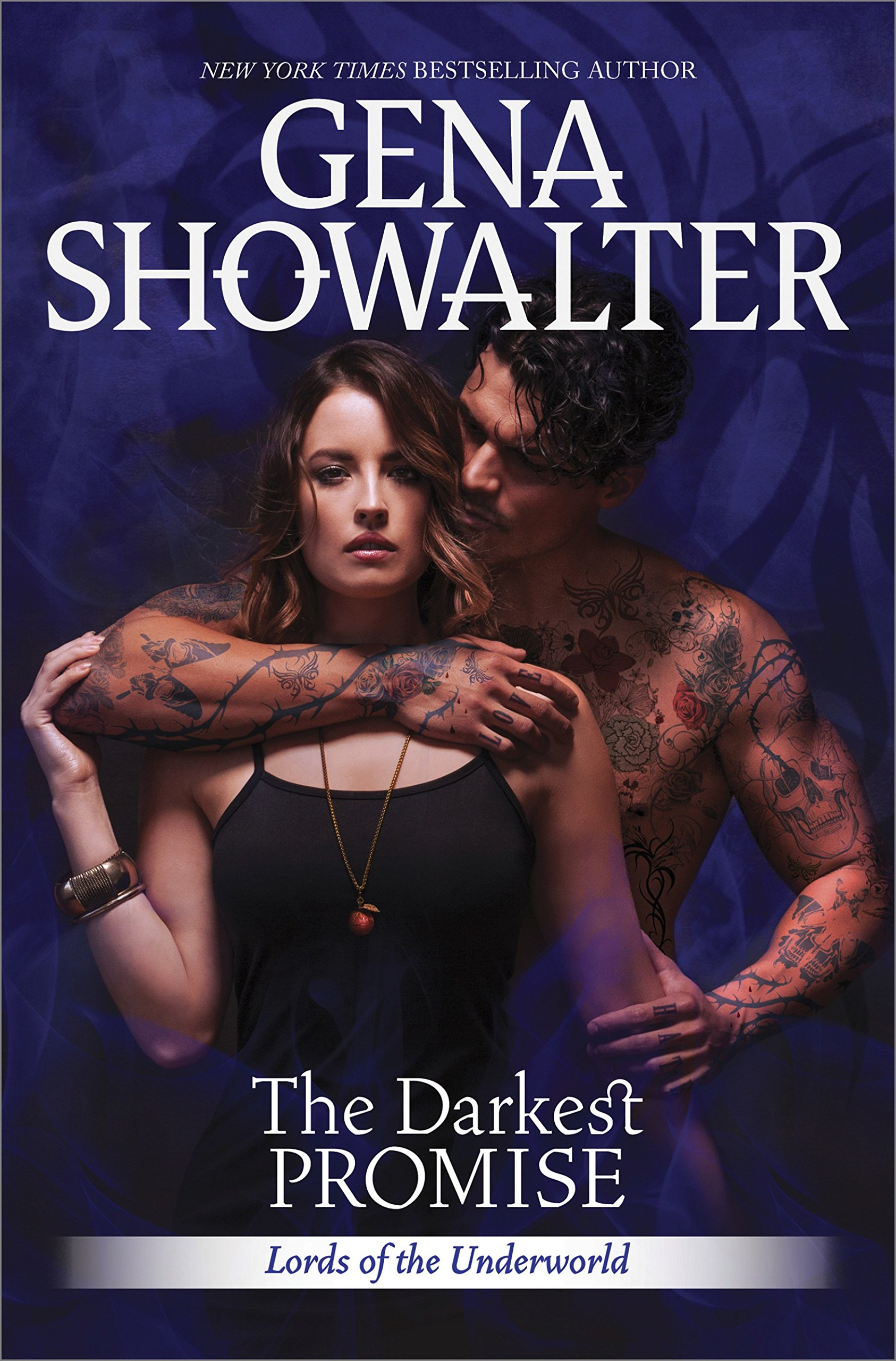 The Darkest Promise: A Dark, Demonic Paranormal Romance (lords Of The  Underworld): Gena Showalter: 9780373789283: Amazon: Books