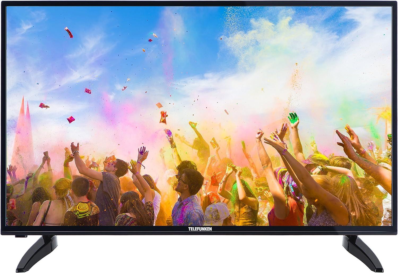 Telefunken xf49 a300 124 cm (49) FULLMOTION (Full HD, sintonizador Triple, Smart TV): Amazon.es: Electrónica