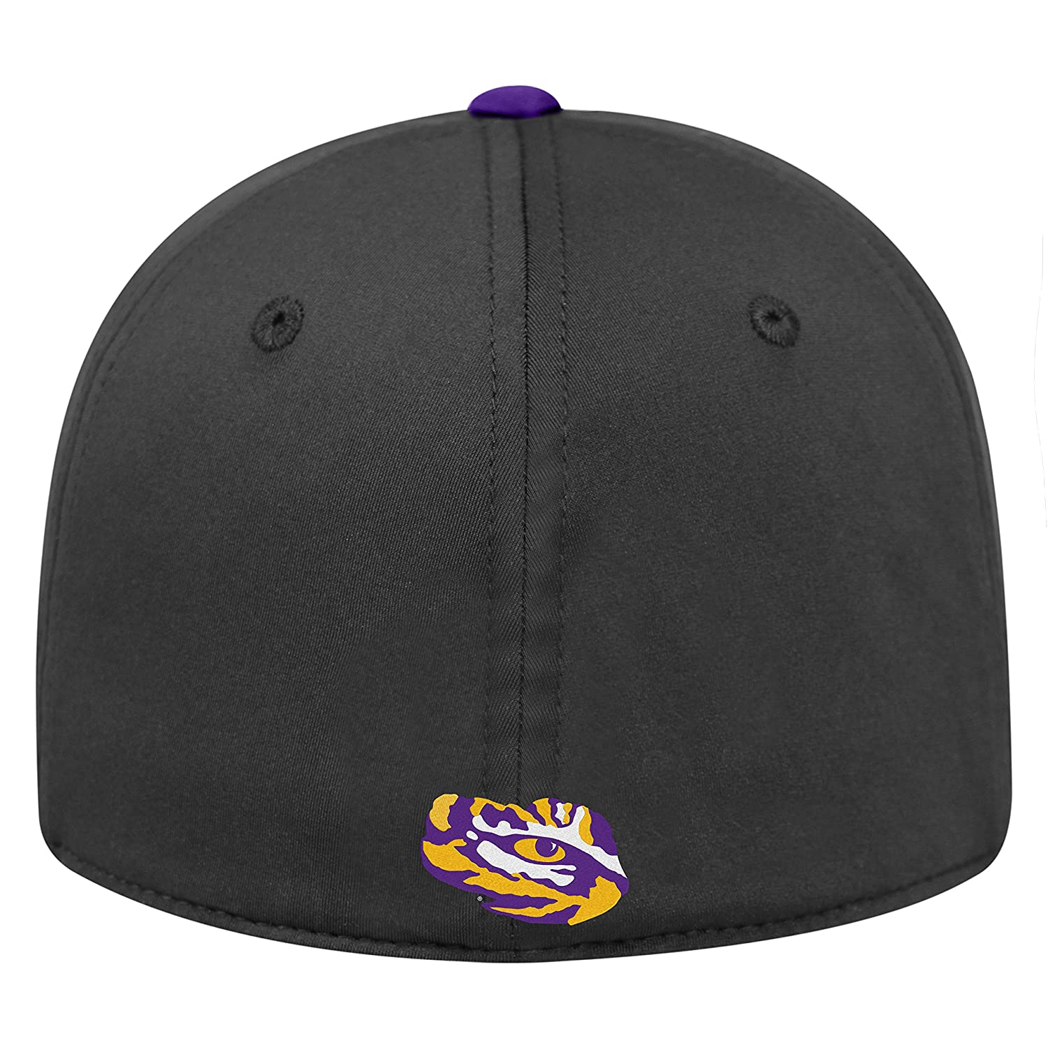Top of the World LSU Tigers Official NCAA One Fit Impact Hat 057491